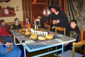 Helovino vakarėlis siuvimo būrelyje (2015-10-30)