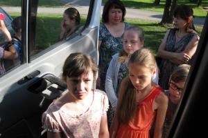Įspūdinga kelionė į Trakus (2016-06-06)