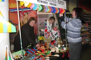 """Kuršėnų kūrybos namų ugdytiniai ir vadovai tarptautinėje verslo ir pasiekimų parodoje """"ŠIAULIAI 2014"""" (2014-12-01)"""