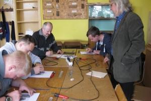 Netradicinės pamokos Kūrybos namuose (2017-04-28)