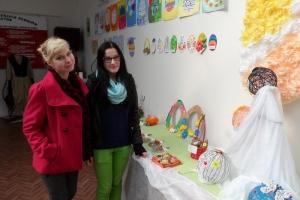 """Paroda - konkursas """"Velykinis kiaušinis"""" (2015-03-26)"""