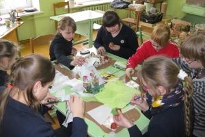 Pavenčių bendruomenės ir kūrybos namų bendradarbiavimas (2015-03-26)
