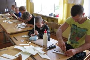 Pavenčių mokyklos dienos stovykla kūrybos namuose