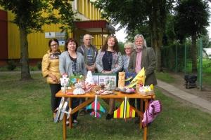 Rugsėjo 1-osios šventė — Voveriškių pagrindinėje mokykloje (2017-09-01)